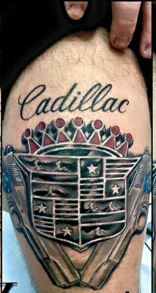 Sportbikes  #cadillac #tattoo cadillac tattoo, cadillac car, monat cadillac, cad…