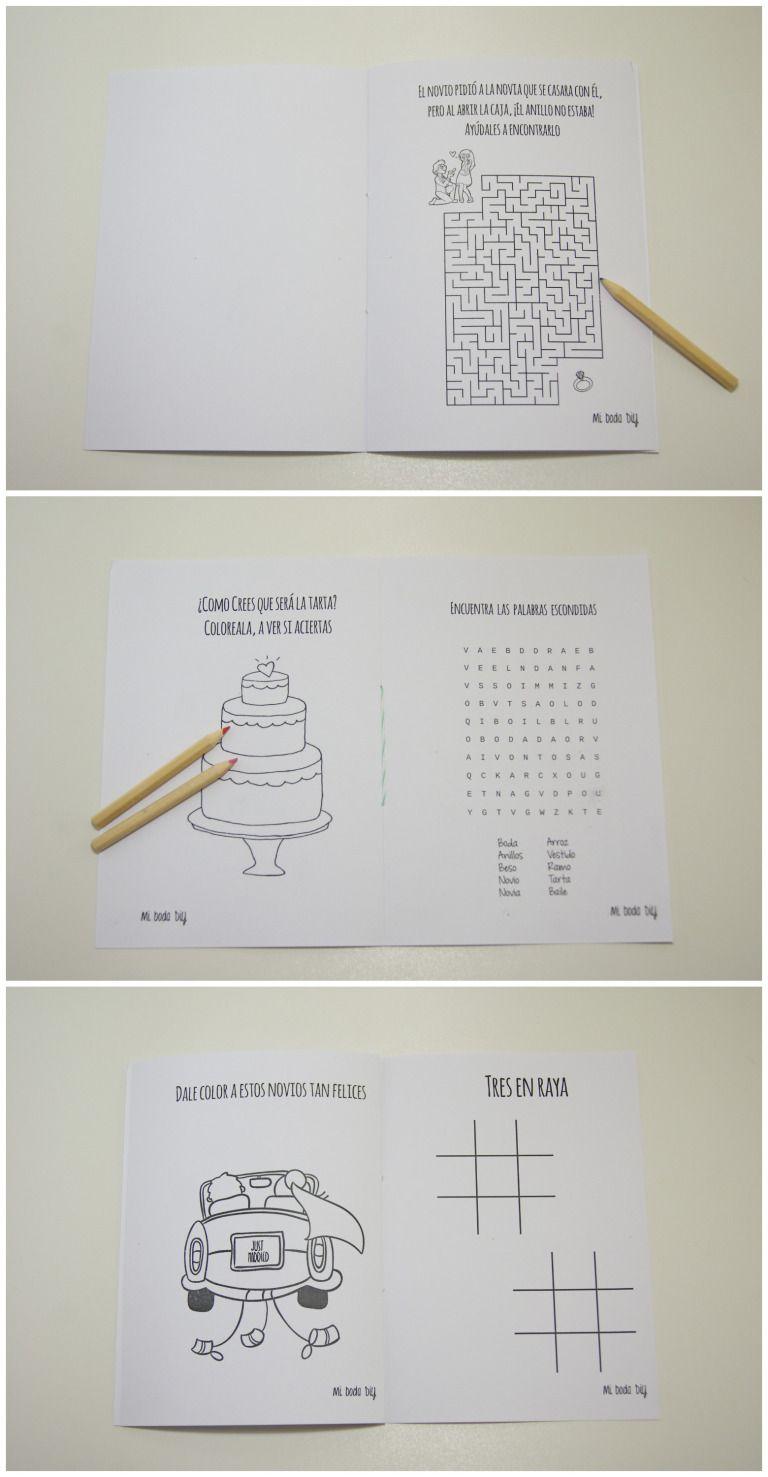 Un imprimible para los más pequeños | Libro para niños, Para niños y ...