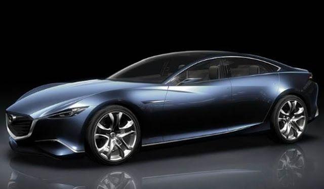 2018 Mazda 6 Coupe Specs