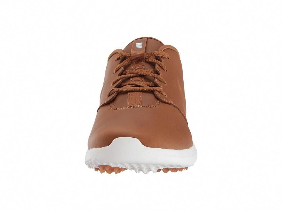 competitive price 72ed7 67210 Nike Golf Roshe G PRM Men s Golf Shoes Brown Brown Summit White   UsedGolfClubs