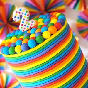 Идеи на радужный день рождения. МНОГО ФОТО ДЛЯ ВДОХНОВЕНИЯ ...