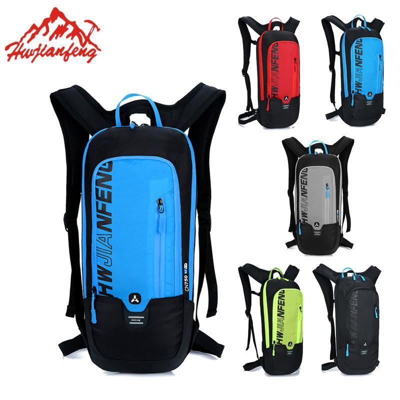 Waterproof Motorcycle Backpack Men Rucksack Travel Bag Luggage Riding Motorbike