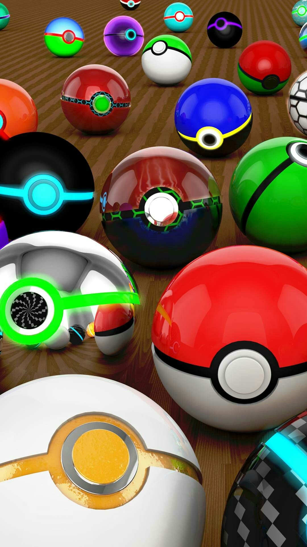 Different Pokeball Pokeball wallpaper, Android wallpaper