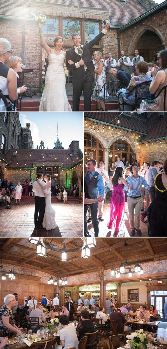 A Casually Cool Wedding at Pabst Best Place for 27K