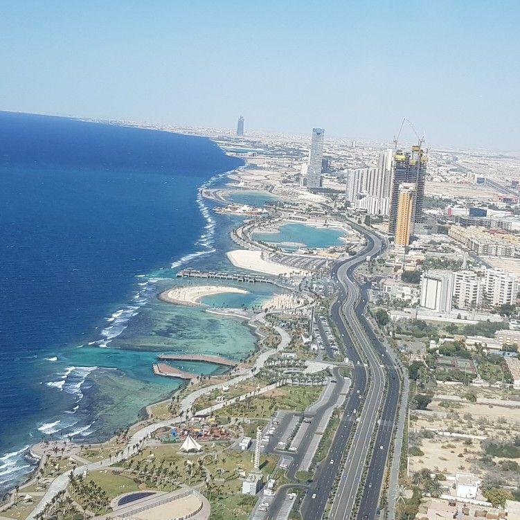 Jeddah Water Front Jeddah City Photo