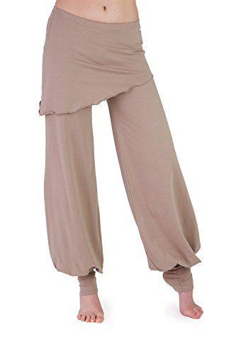 #Farbbberatung #Stilberatung #Farbenreich mit www.farben-reich.com Ajna Design Lotus Damen Yoga Hose & Rock Set beige Größe S Ajna-design http://www.amazon.de/dp/B00YAUZ4OI/ref=cm_sw_r_pi_dp_zBh3wb0TQC5CK