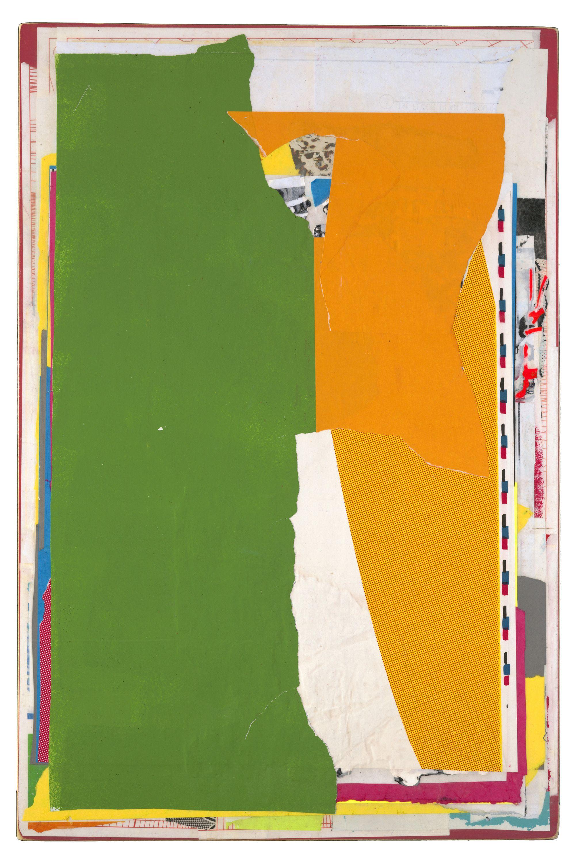 Frank Stella , Harran II, 1967 postcard   paper and ephemera ...