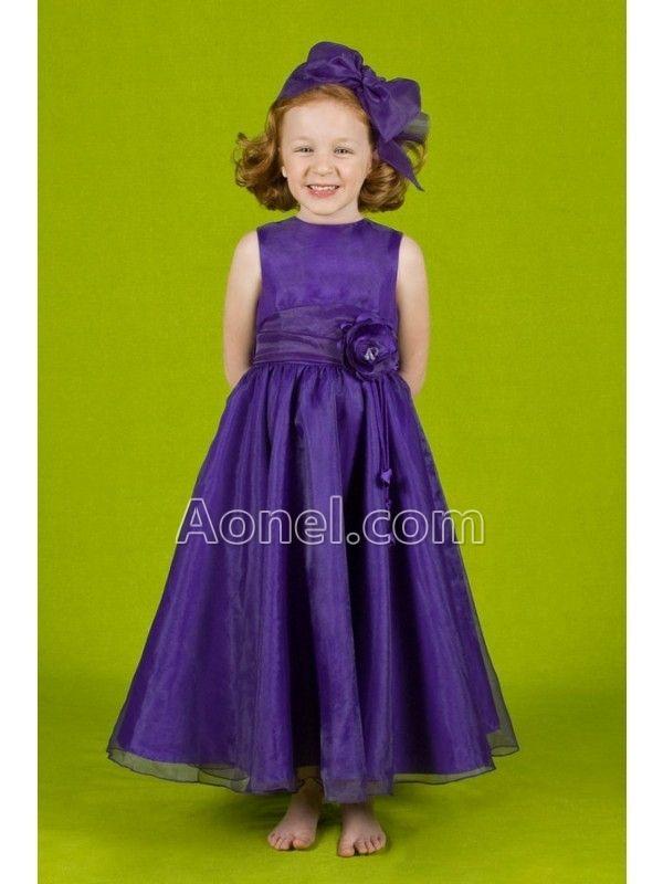 Flower girl dress | Wedding | Pinterest | Flower girl dresses, Girls ...