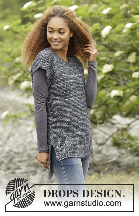 Photo of Silje / DROPS Extra 0-1367 – Free knitting patterns by DROPS Design