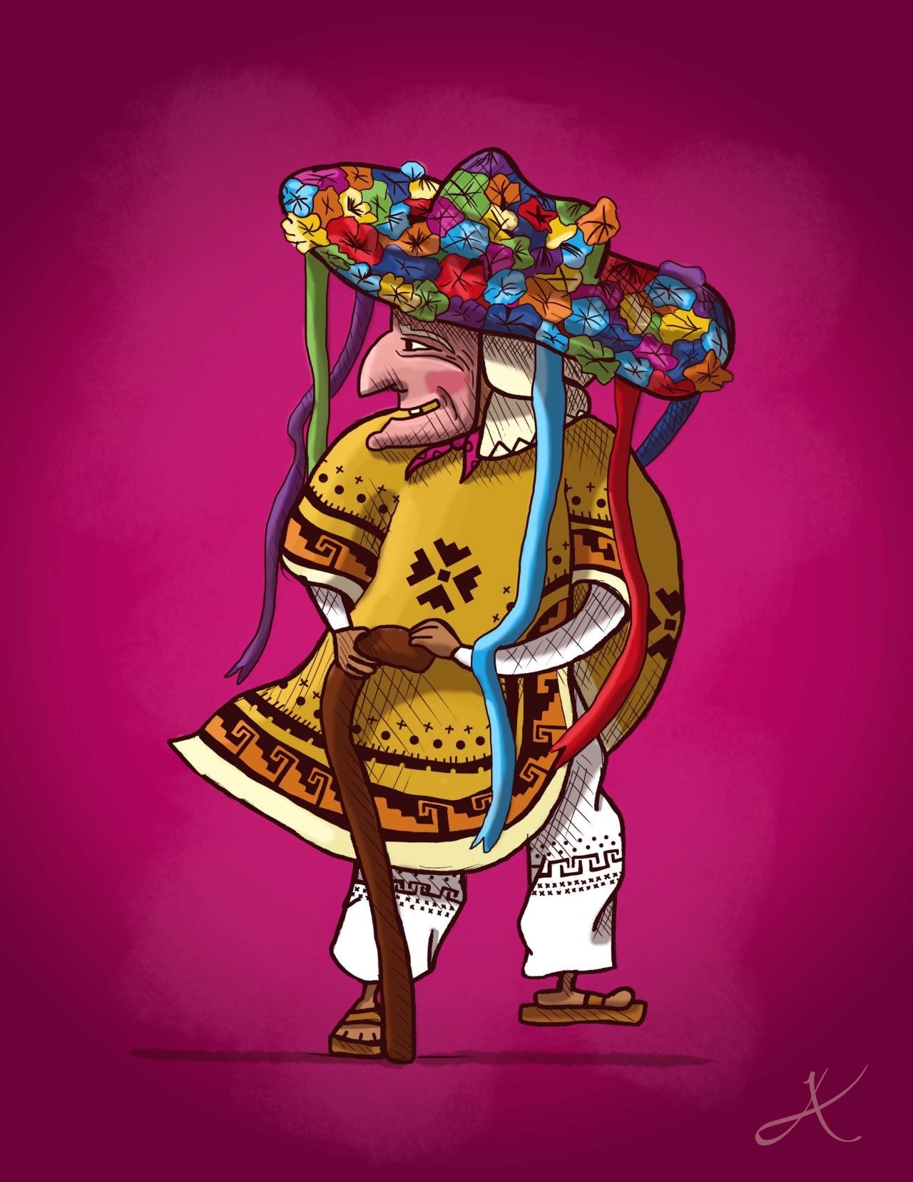 """Tradiciones Mexicanas""""Danza de los Viejitos"""" Danza tradicional ..."""