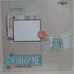 teresa collins page layouts | these 2 layouts are just waiting for pictures of family we are on our ...