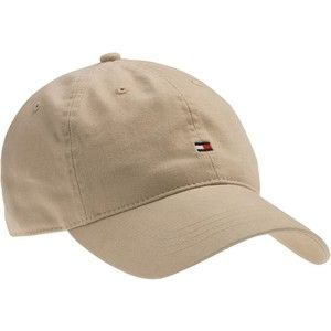 566ca49f Tommy Hilfiger Baseball Beige Cap | ∆ Accessories ∆ | Dad hats ...