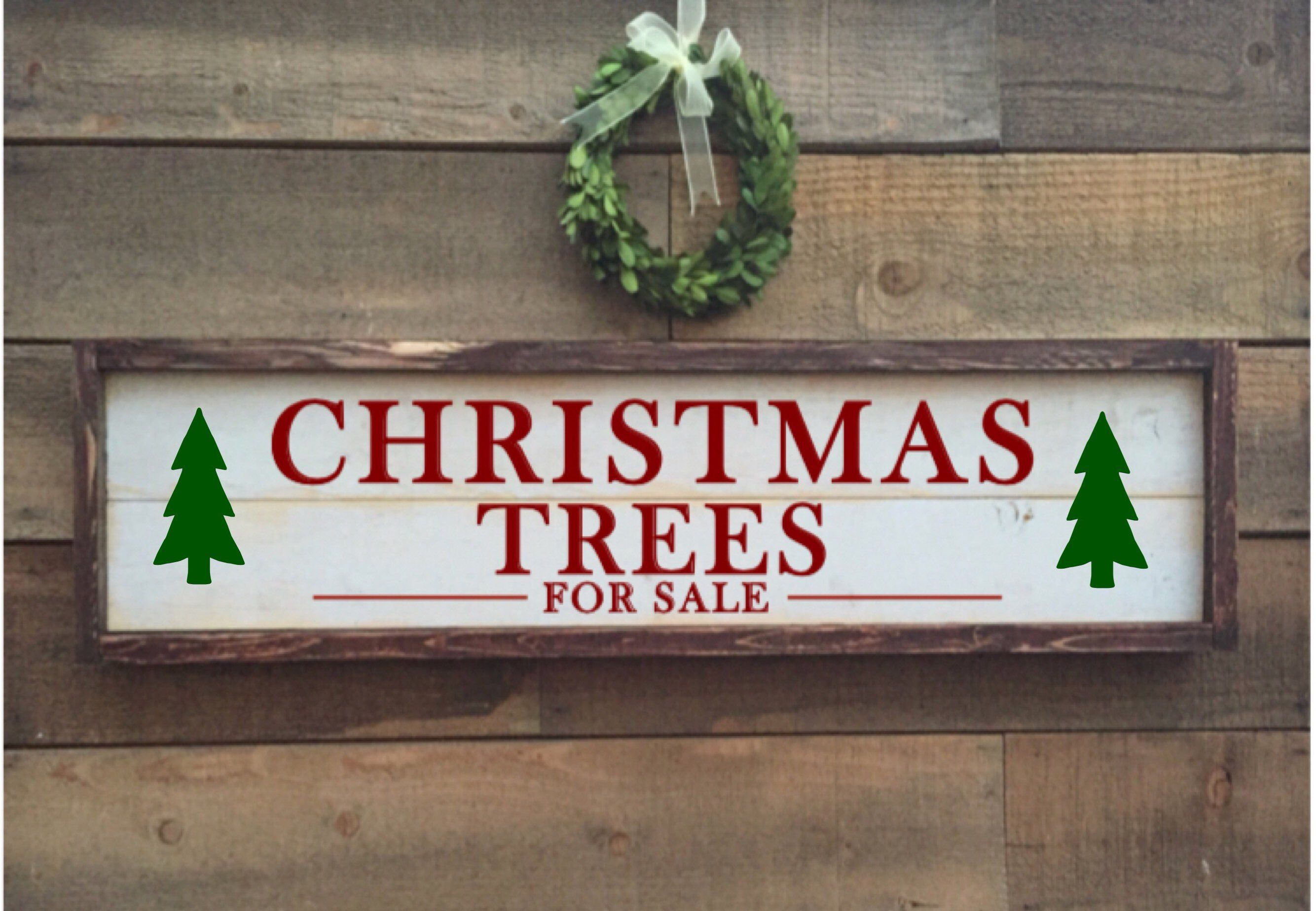Excited To Share This Item From My Etsy Shop Christmas Trees For Sale Framed Shiplap Sign Christmas Tree Sale Home Decor Signs Shiplap Sign