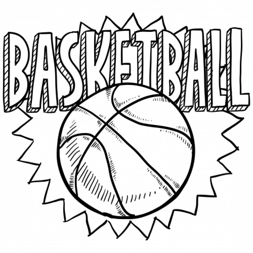 - Basketball Coloring Pages In 2020 Sports Coloring Pages