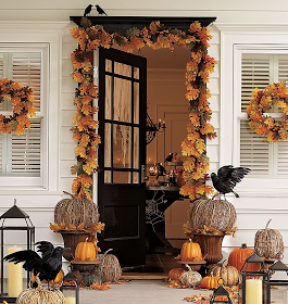 Simplified Bee®: Fun Halloween Decoration Ideas for Your Home - Inside and Out