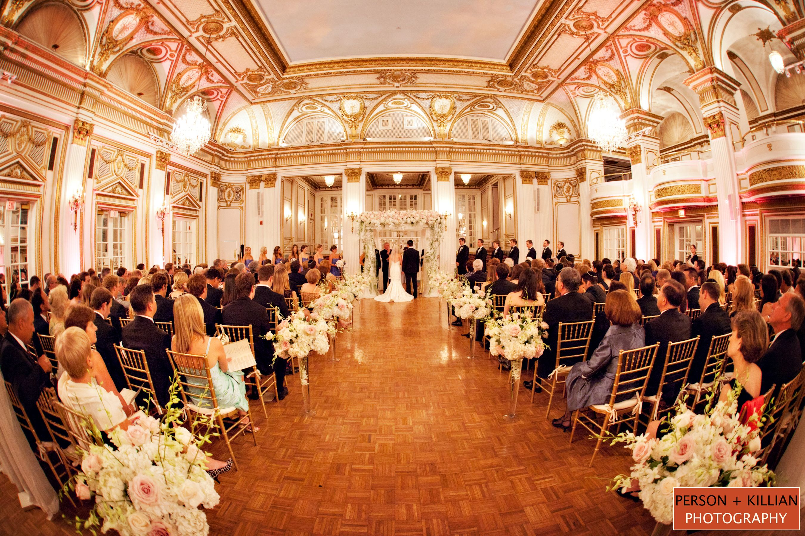 Fairmont Copley Plaza Hotel Boston Weddings