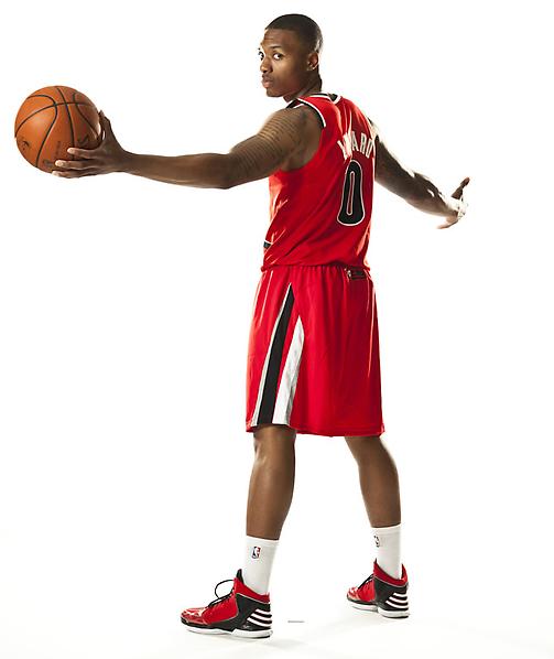 Portland Trail Blazers New Uniforms: Portland Trailblazers New Uniforms #NBA