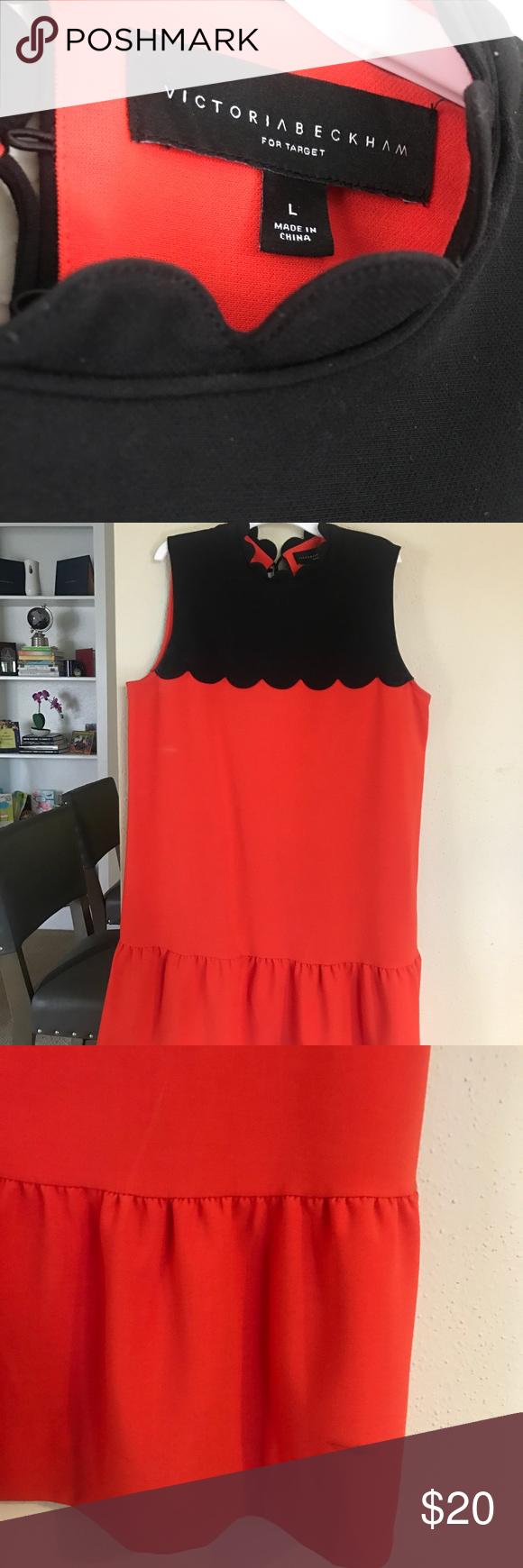 Victoria Beckham For Target Dress Black And Orange Dress Black Stain On Bottom Left Of Dress Vict Black And Orange Dress Target Dress Victoria Beckham Target [ 1740 x 580 Pixel ]