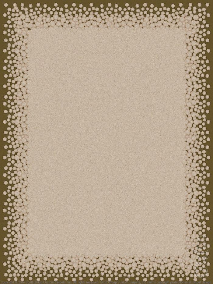 SG pattern Blacksheep - Color Trend: Olive Green :: Blog - Scott Group Custom Carpets
