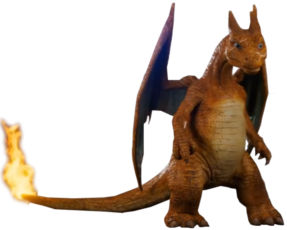 Detective Pikachu Movie Charizard Png By Https Www Deviantart