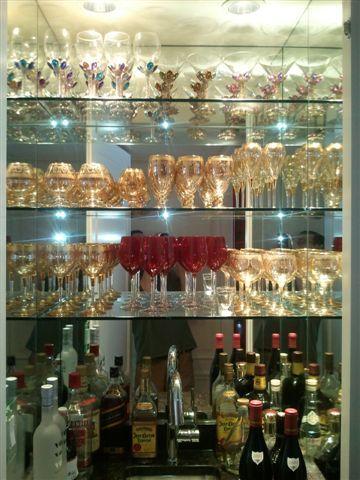 Glass Shelving Mirror Skill Glass Company Inc Curio Cabinets