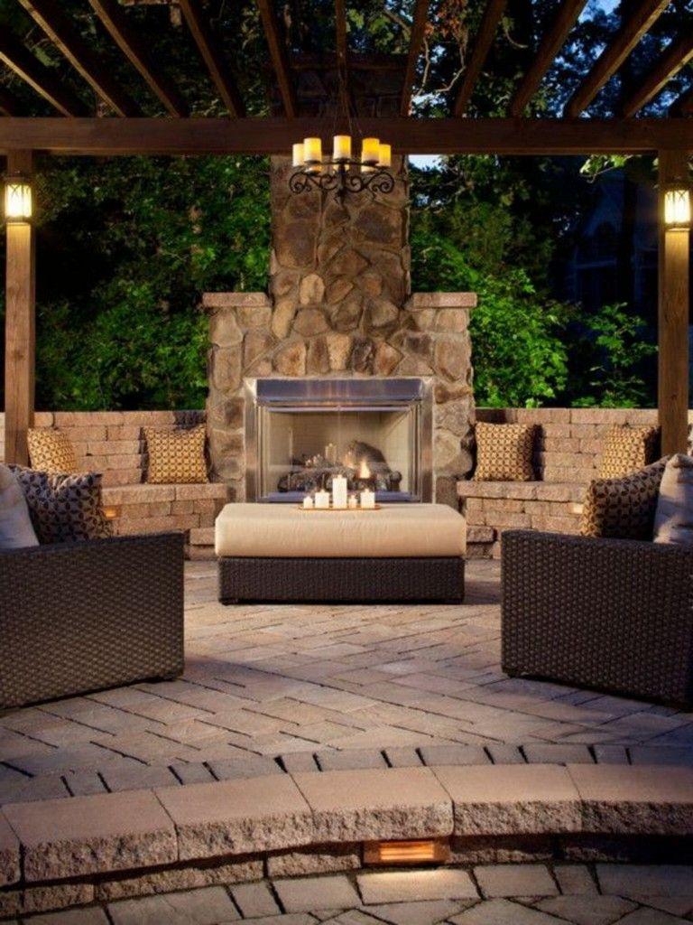 42 awesome fancy fire pit design ideas backyard home backyard rh pinterest com