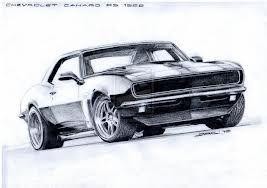 1967 Camaro Drawing Google Search Camaro Chevrolet Camaro
