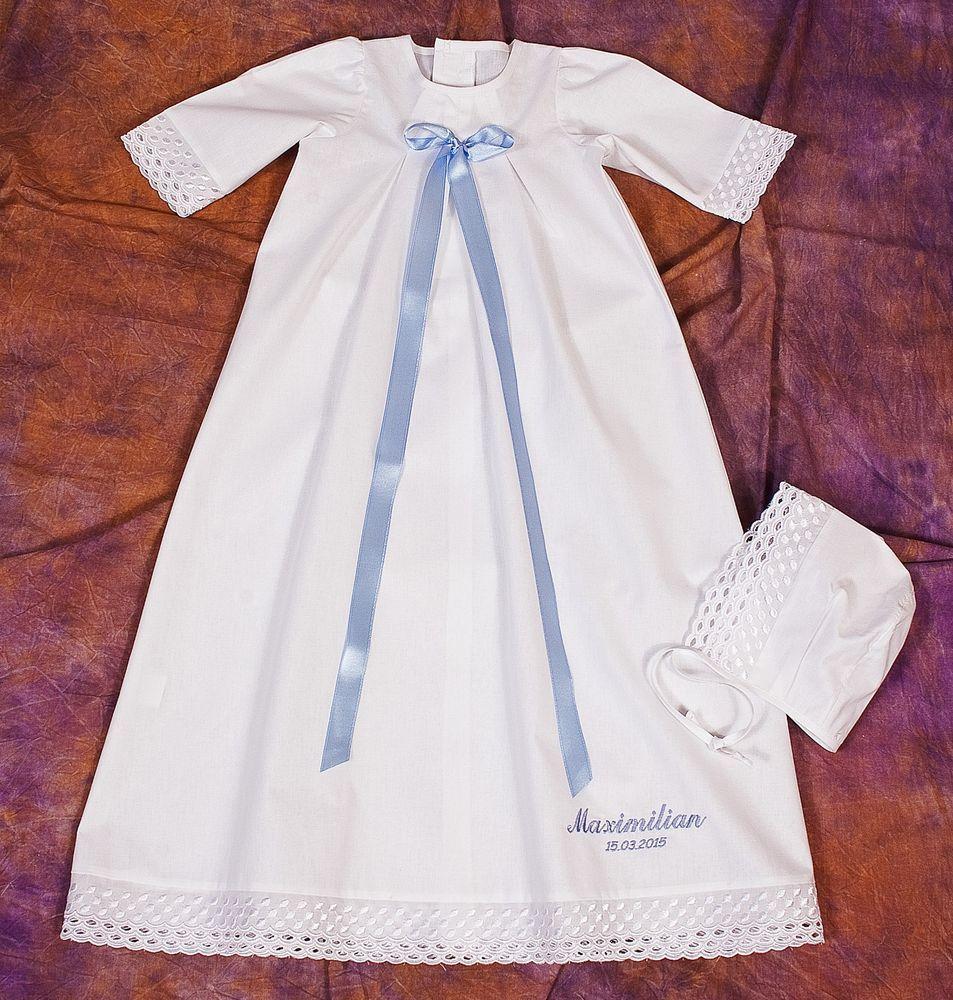 Taufe Kleidung