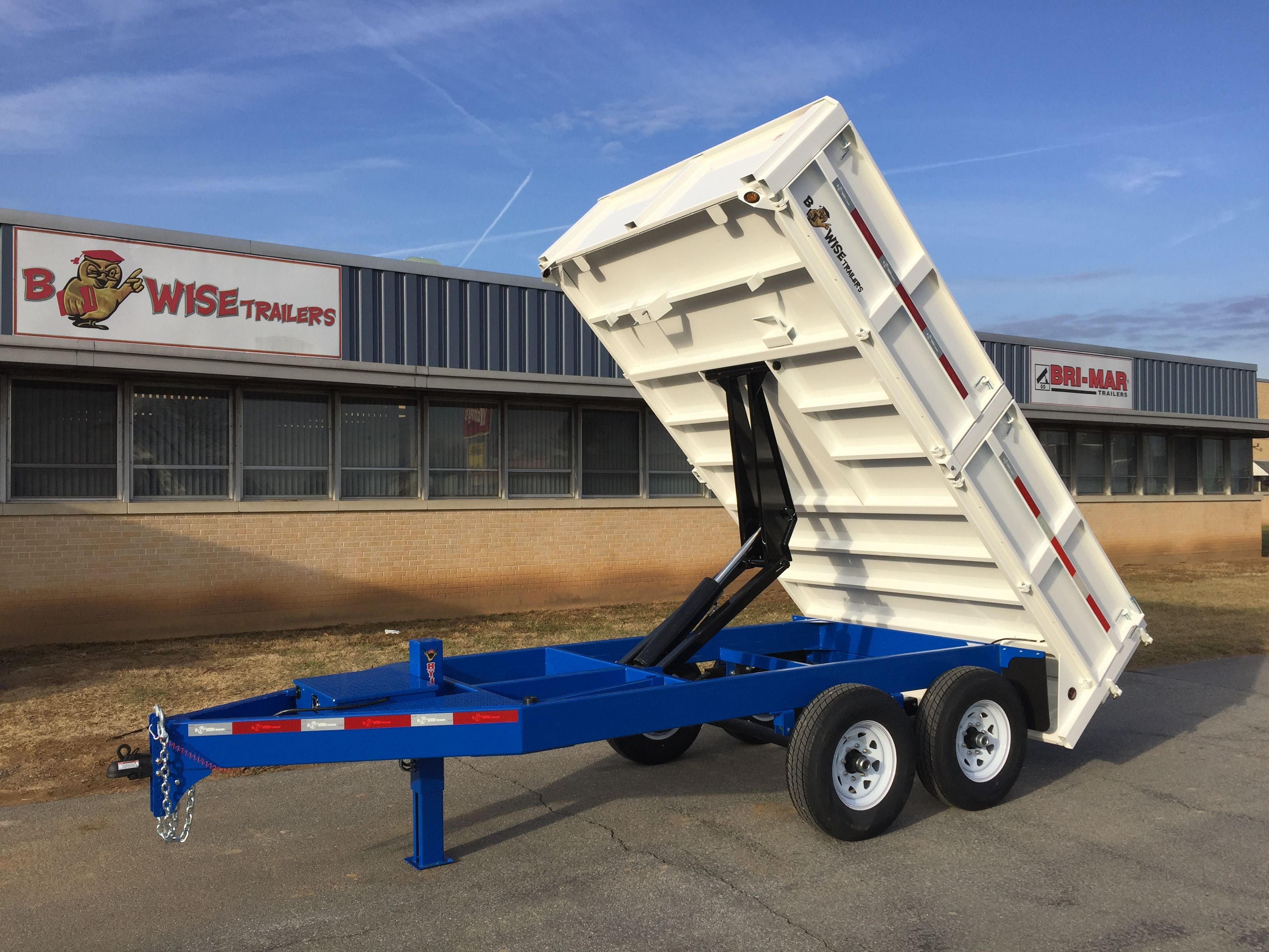 BWISE Trailers BWise Trailers Dump, Equipment, Tilt and