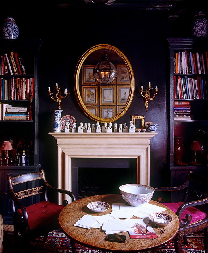 christopher leach design the world of interiors august 2010