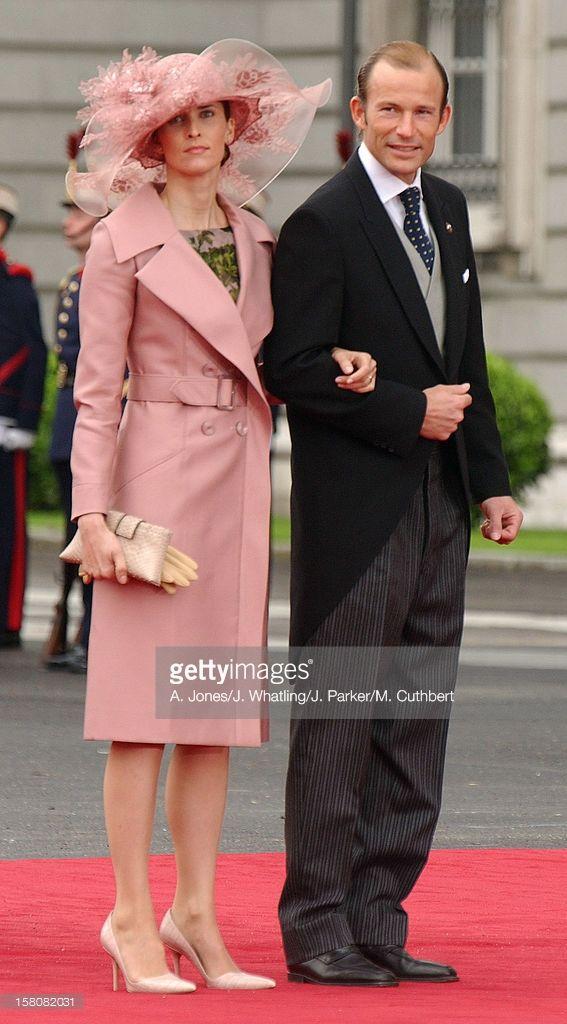 The Wedding Of Crown Prince Felipe & Letizia Ortiz Rocasolano   Casa ...