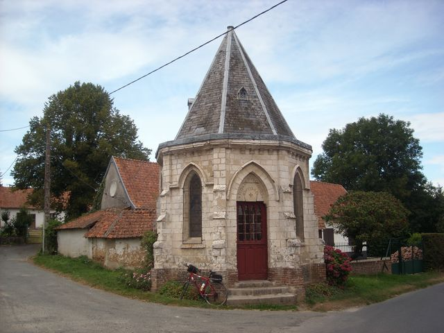 Small Prayer building in Argoules