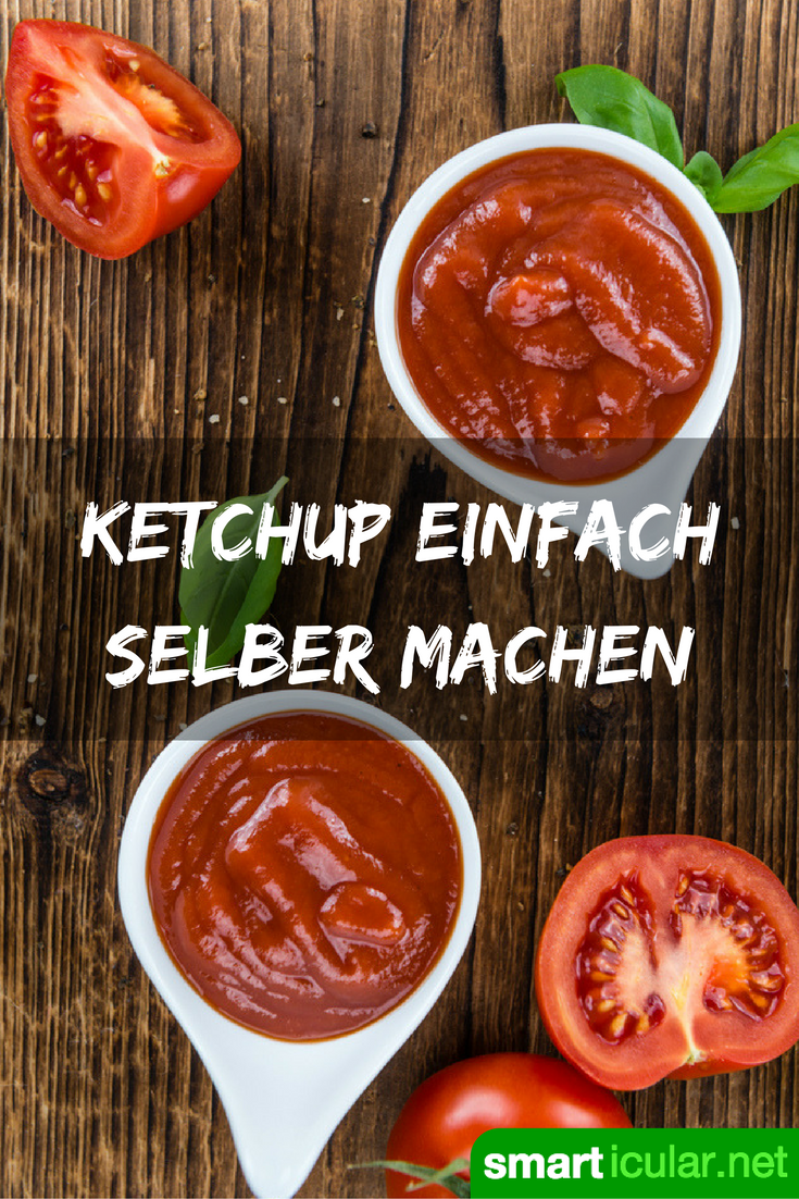 ketchup ohne zusatzstoffe und zucker blitzschnell selbermachen yummy pinterest ketchup. Black Bedroom Furniture Sets. Home Design Ideas