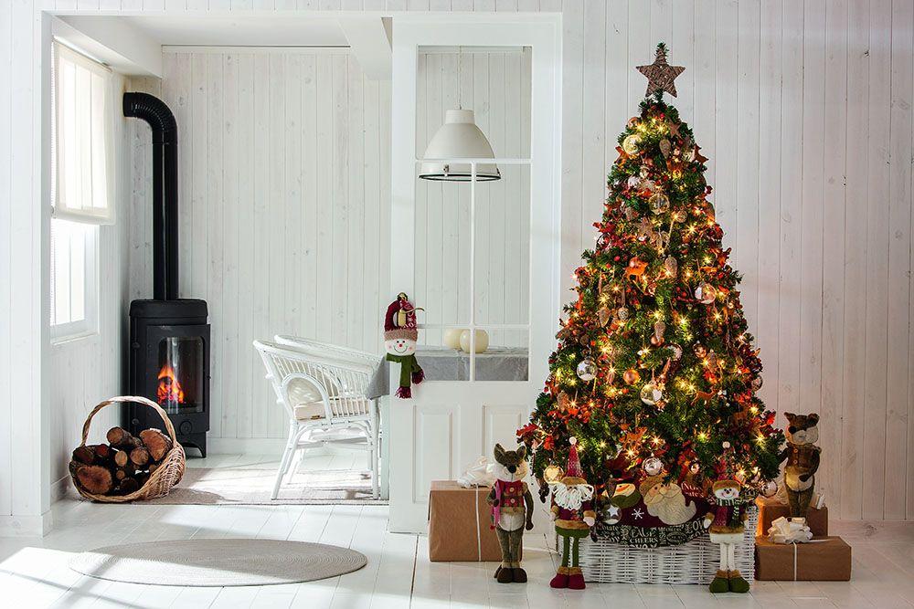 Decorar El Arbol De Navidad Leroy Merlin Arbol Navidad Navidad