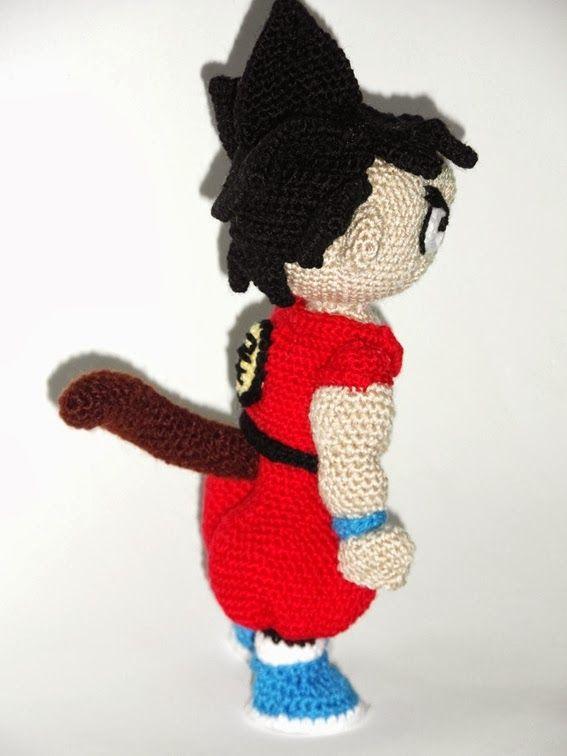 Crocheted Dragon Balls! - post - Imgur   756x567