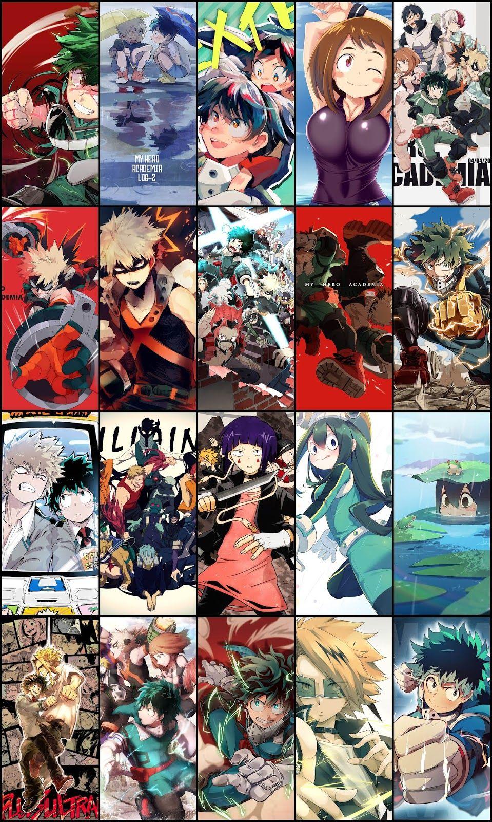 Pin di Anime Wallpaper Pack For Mobile Phone