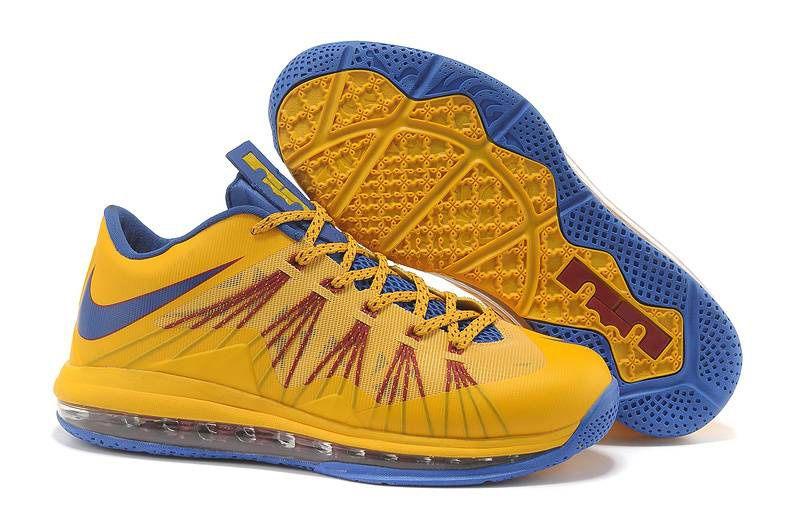 New Nike Zoom LeBron 9(IX) Shoes Orange/Red | Reward Your Feet | Pinterest  | Nike zoom, Orange grey and Nike lebron