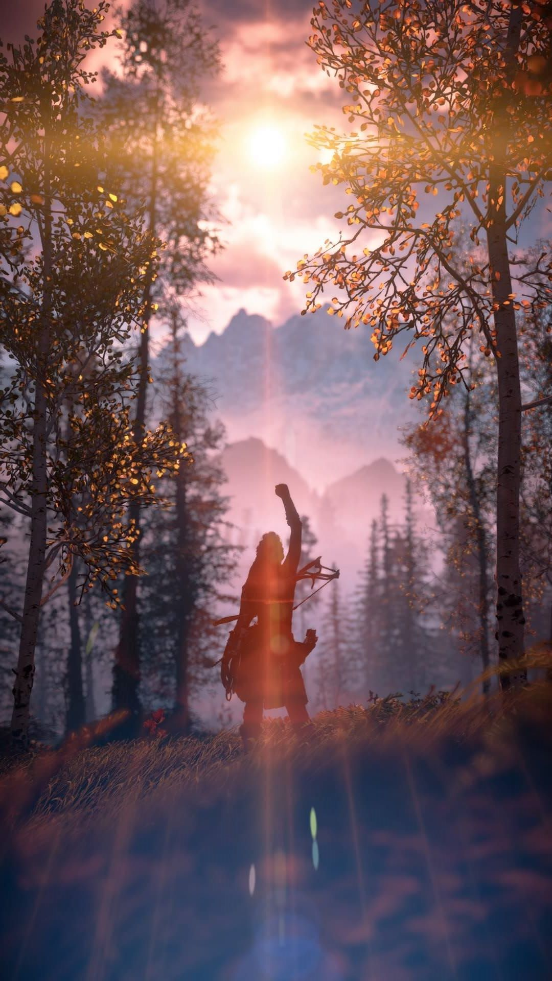 Just wanted to add to the Horizon: Zero Dawn screenshot train. It really is a great looking game.