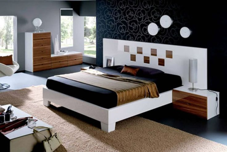Contemporary Bedroom Furniture Designs Fascinating 28 Relaxing Contemporary Bedroom Design Ideas  Bedrooms Unique Design Ideas