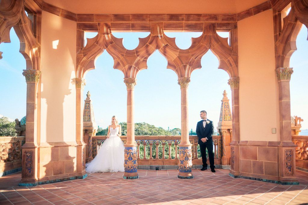 Kenzie And Max S Ringling Museum Wedding Choreographed Events