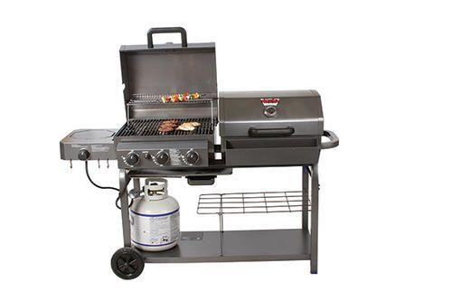 King-Griller Dual Fuel Grill at Menards | Dual fuel grill ...