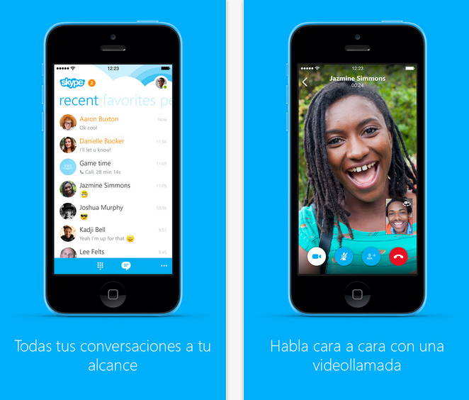 Skype para iPhone añade Mensajes de voz on http://www.dotpod.com.ar