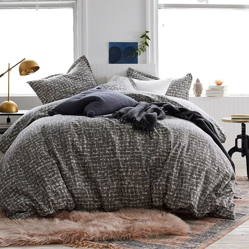 Cstudio Home Brexton 200Thread Count Cotton Percale Duvet