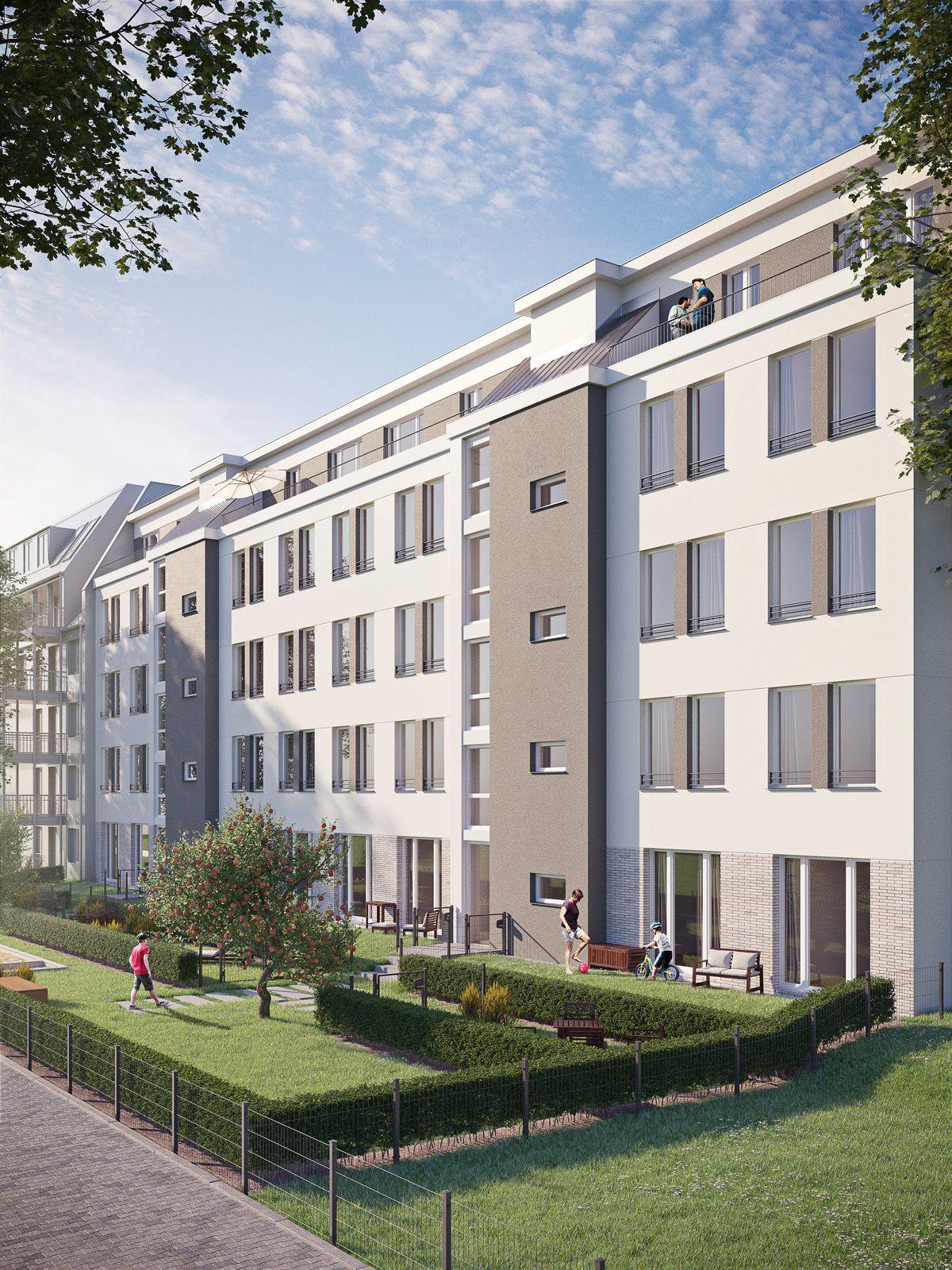 Architektur visualisierung borussia 67 3d visualisierung professionelle fotografie berlin - Architekturvisualisierung berlin ...