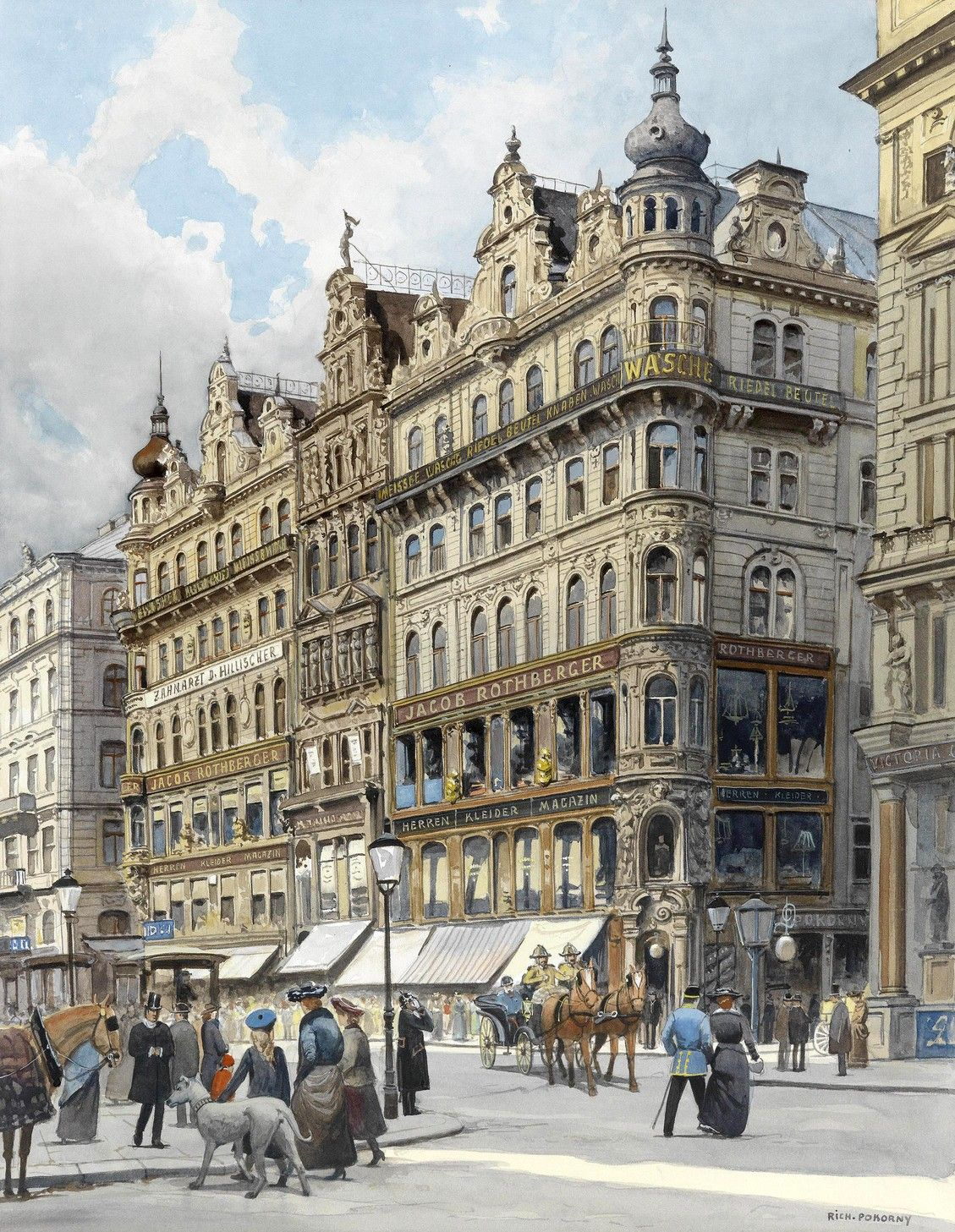 Old Vienna Series