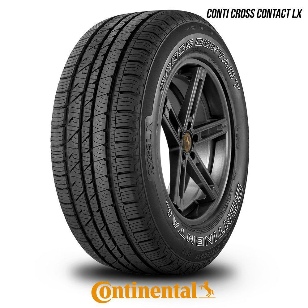 Continental Conti Cross Contact LX 225/65R17 102H BW 225