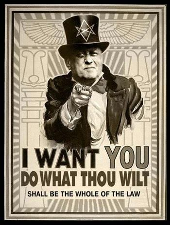 thelema religion | about Thelema, O.T.O., Aleister Crowley, politics, science, religion ...