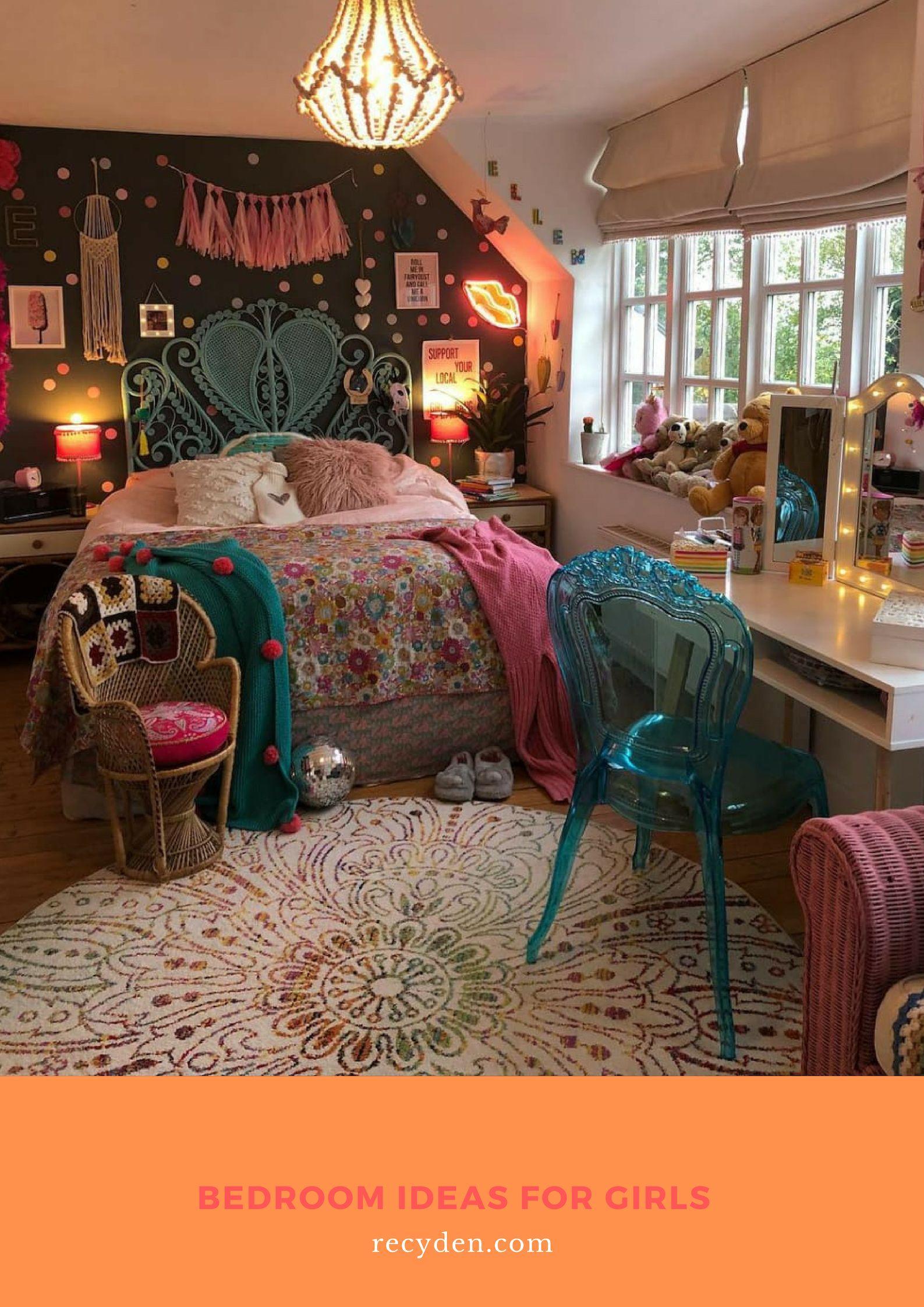 Bedroom Ideas For Girls Bohemian Bedroom Design Bedroom Design Boho Bedroom Decor