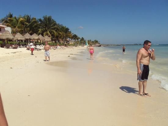 Beach Picture Of Secrets Capri Riviera Cancun Playa Del Carmen