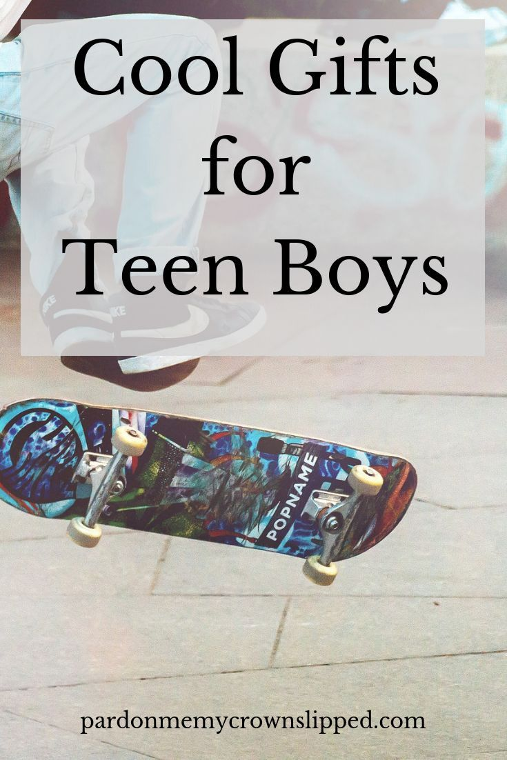 Best gifts for teenage boys 2020